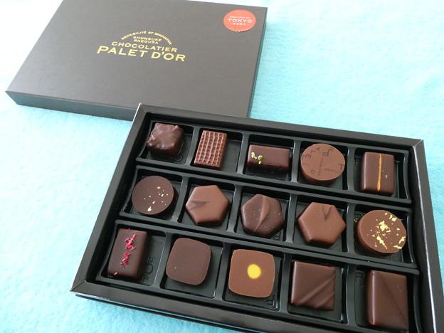ショコラティエ パレドオール*丸の内スペシャルギフト2