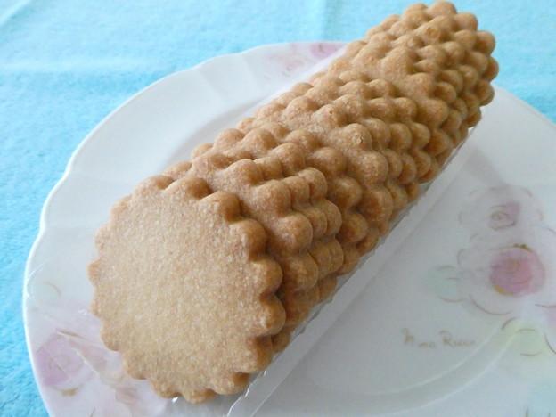 足立音衛門*和三盆入りクッキー2