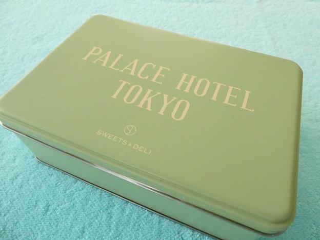 パレスホテル東京・スイーツ&デリ*プティフルールセック缶1