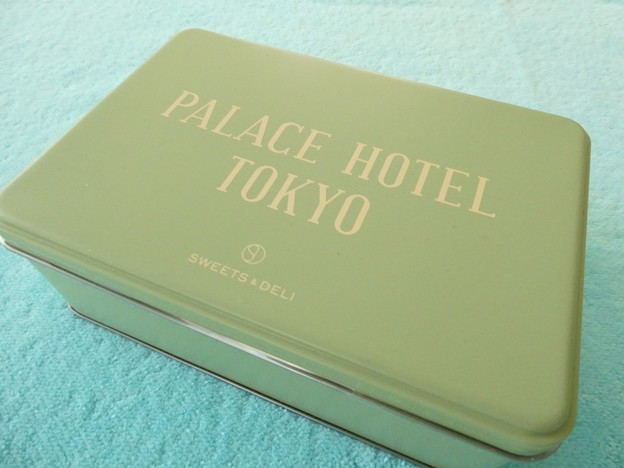 Photos: パレスホテル東京・スイーツ&デリ*プティフルールセック缶1