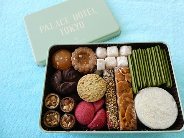 パレスホテル東京・スイーツ&デリ*プティフルールセック缶2
