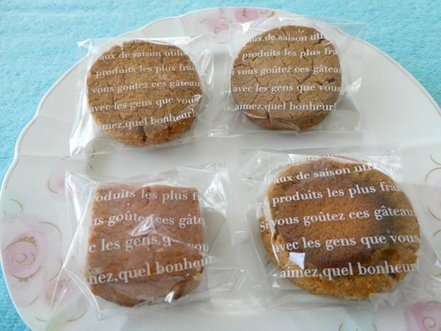 Photos: 世田谷区・松陰神社前*ブーランジェリースドウの焼き菓子1