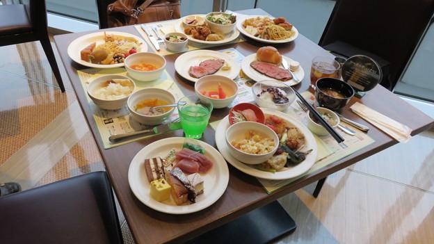 観光地の食事