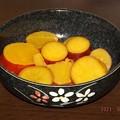 Photos: 2021/06/10(木)・サツマイモのオレンジ煮