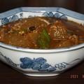 Photos: 2021/09/01(水)・中華風・冬瓜と豚ひき肉の辛み煮