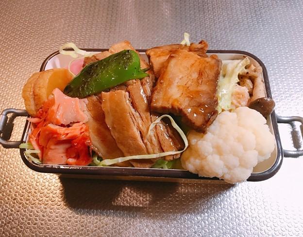 0303_チャリ弁チャーシュー丼
