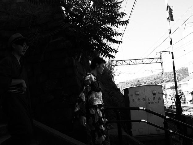 Photos: 尾道・林文美子街撮り?