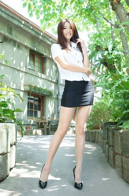 Photos: 8頭身の彼女