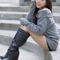 Photos: ブーツの女