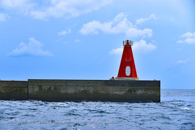 下田港東防波堤灯台