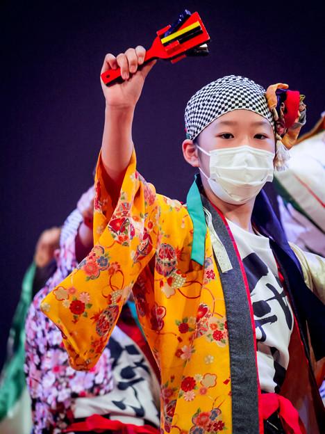 つぐみ祭り2021 明新森組chezawatotoイッチョライ