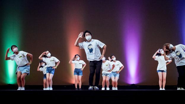 つぐみ祭り2021 新幹線開業ウェルカムダンス