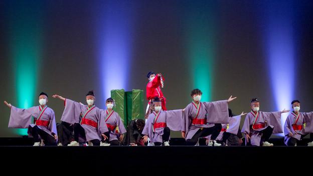つぐみ祭り2021 みのり参舞~狐童~