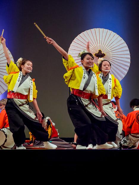 つぐみ祭り2021 福井大学よっしゃこいAチーム