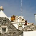 Photos: とんがり屋根の上