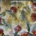 2021.4.22 春野菜のチーズ焼き2