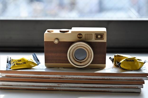 Leicaでは無いけど。。。