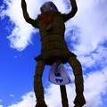 Photos: 金メダルかかし 里美かかし祭 2013