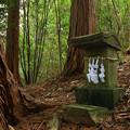 Photos: 466 薩都神社・奥宮 御岩山