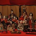 水戸・護国神社の雛祭り
