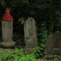Photos: 253 小木津浜のお地蔵さま
