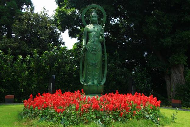 Photos: 676 鏡徳寺の観音様