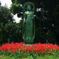 676 鏡徳寺の観音様