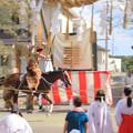 飯野八幡宮の流鏑馬 いわき市