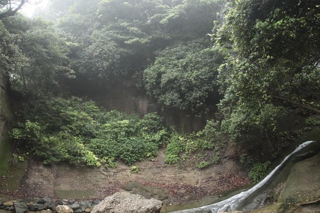 320 滝の上川高架橋下の滝
