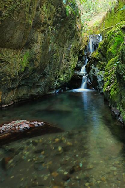 Photos: 789 大久保林道の滝