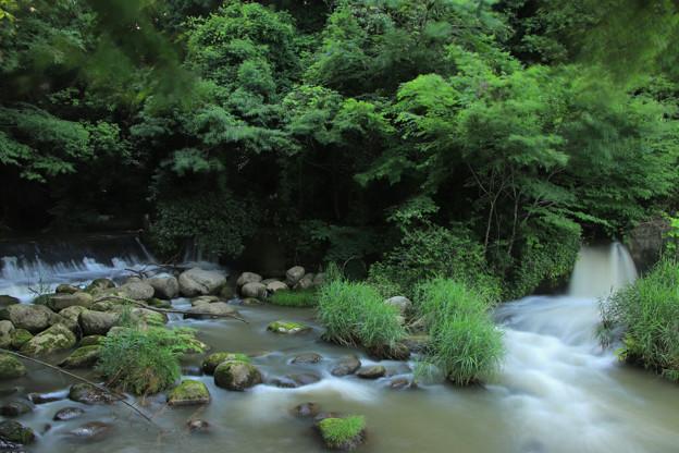 川尻川発電所