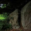 910 陰陽石 日立稲荷神社