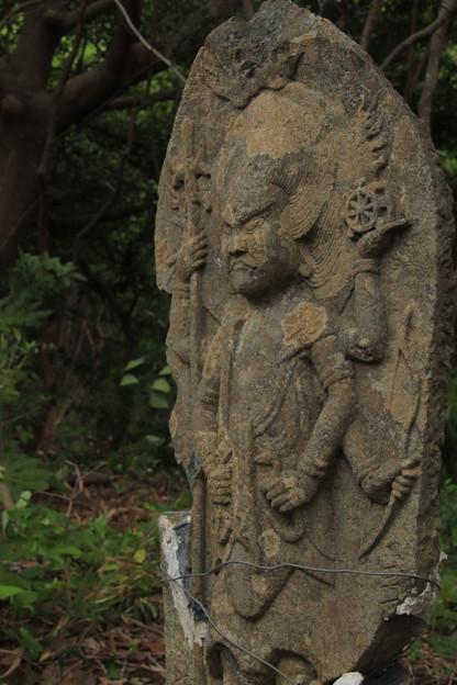 250 小木津の青面金剛像