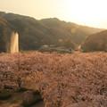 Photos: 十王ダムの噴水