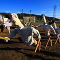 Photos: 4×100mリレーかかし 里美かかし祭2016
