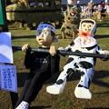 Photos: がんばれ日本かかし 里美かかし祭2014
