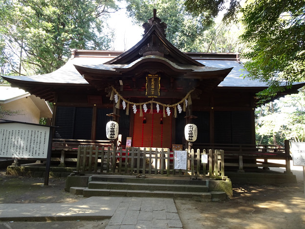 Photos: 見沼女體神社