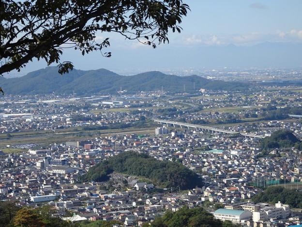 北関東道と足利、太田市街