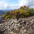 飯士山頂上