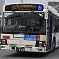 Photos: しずてつ669-80系統丸子営業所