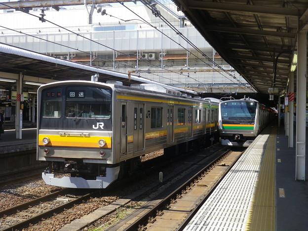 205南武×E233-3000