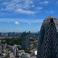 Photos: 新宿の空