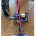 Photos: 掃除機買った!