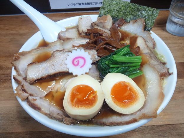 Photos: 醤油チャーシュー1