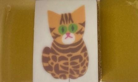 ベンガル猫のバナナバウム