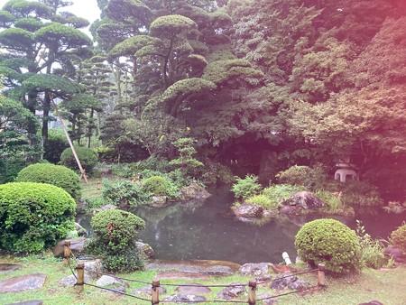 太田道灌築造の庭