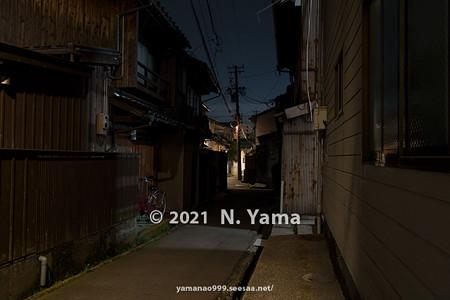 2021年7月3日、金沢市東山