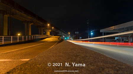 2021年7月6日、金沢市弥勒町