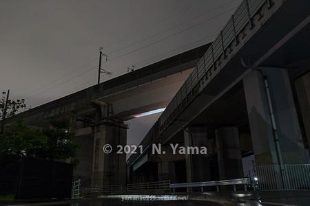 2021年7月6日、金沢市百坂町