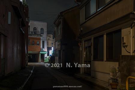 2021年7月8日、金沢市堀川町